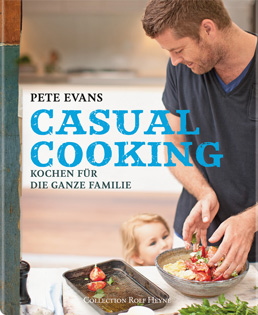 Titelseite: Casual Cooking
